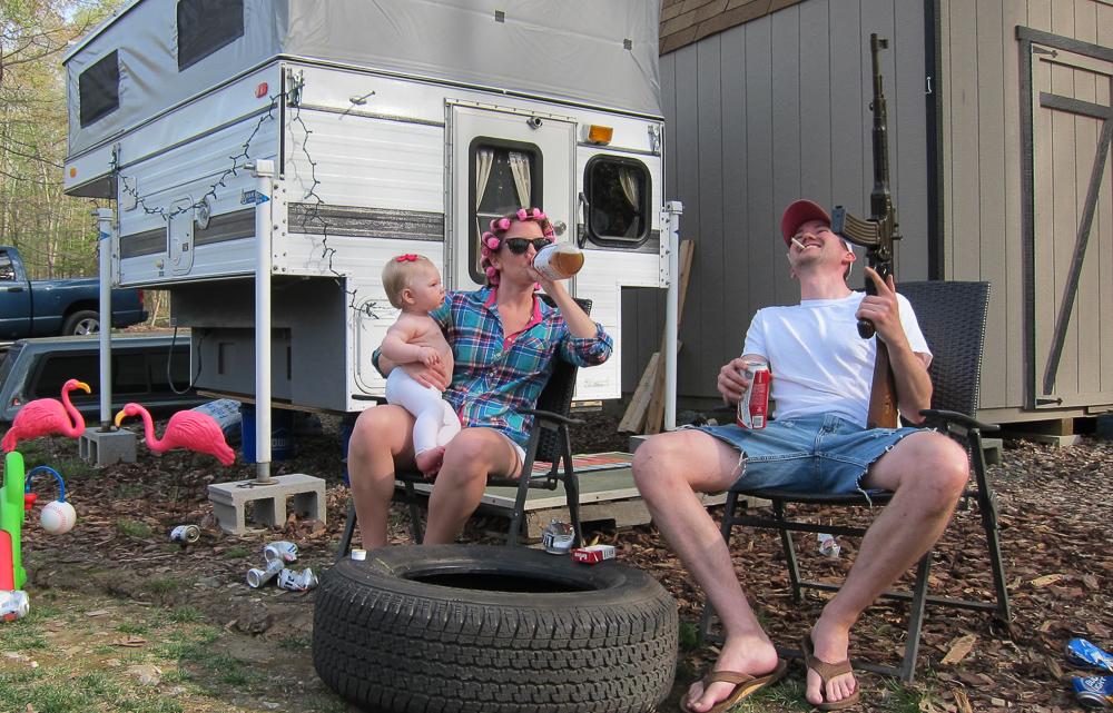 Redneck Daydream Truck