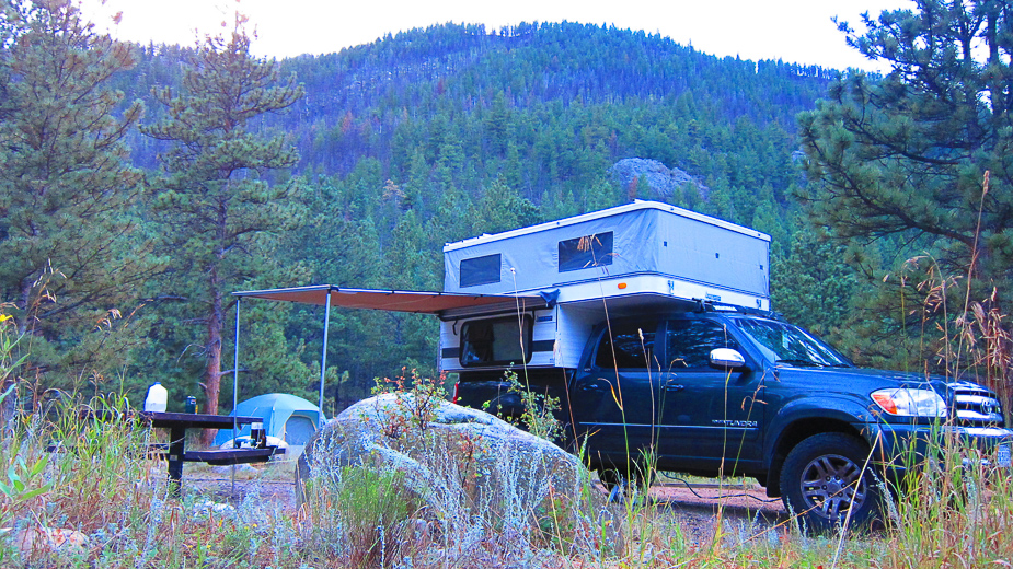 ARB Awning Truck Camper