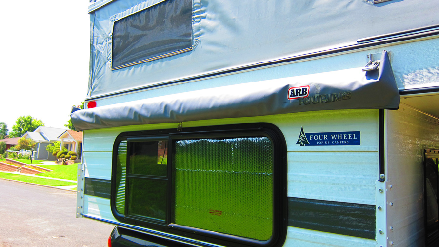 Awning Install Four Wheel Camper