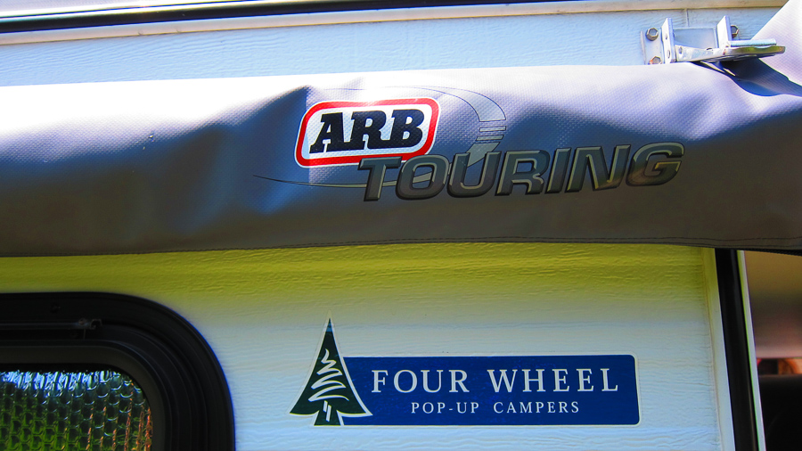 Four Wheel Camper ARB Awning
