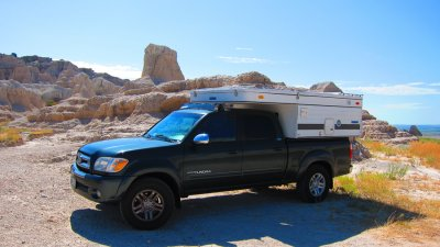 The Camper - Finding Our Four Wheel Camper | Travel Amateurs