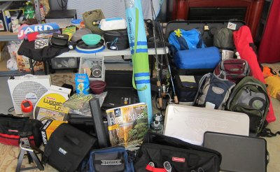 Overland Packing List