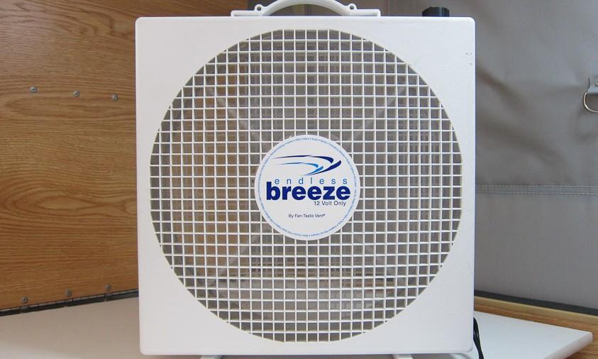 Fantastic Fan - Endless Breeze
