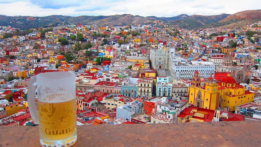 Mexico Destinations Guanajuato