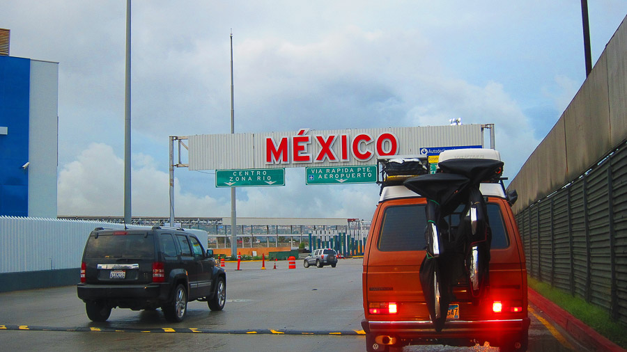 Mexico Safety - Border Crossing