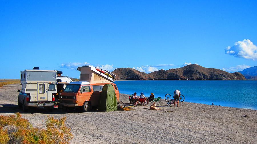 Visit Mexico - Baja Camping