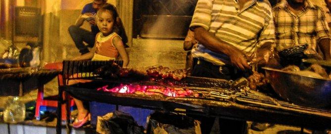 Street Food Honduras