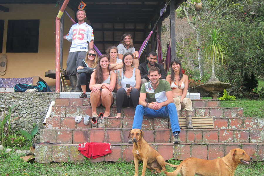 Ecohostel Medellin Spanish School
