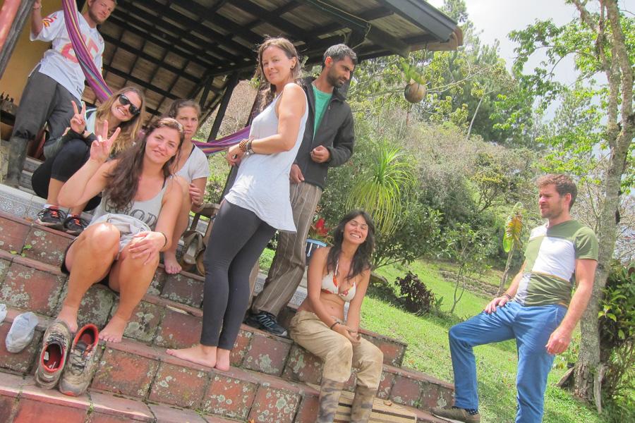 Ecohostel Spanish School Medellin