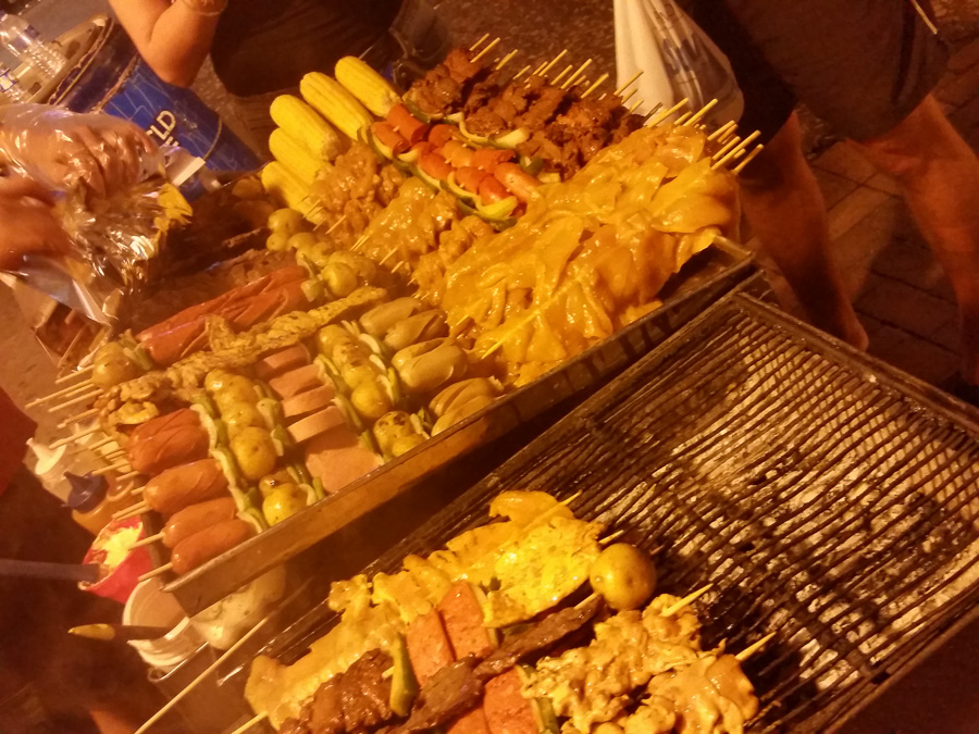 Colombian Street Food